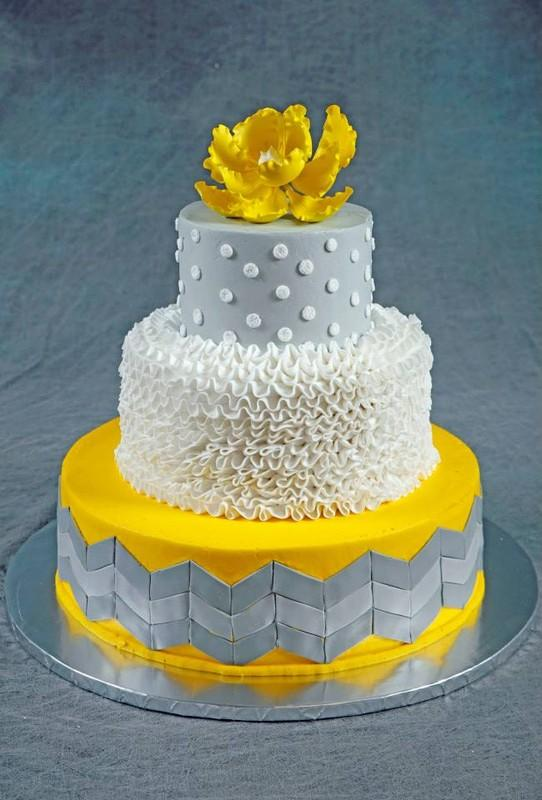 The Cake Gallery, USA, Omaha, Wedding Cake