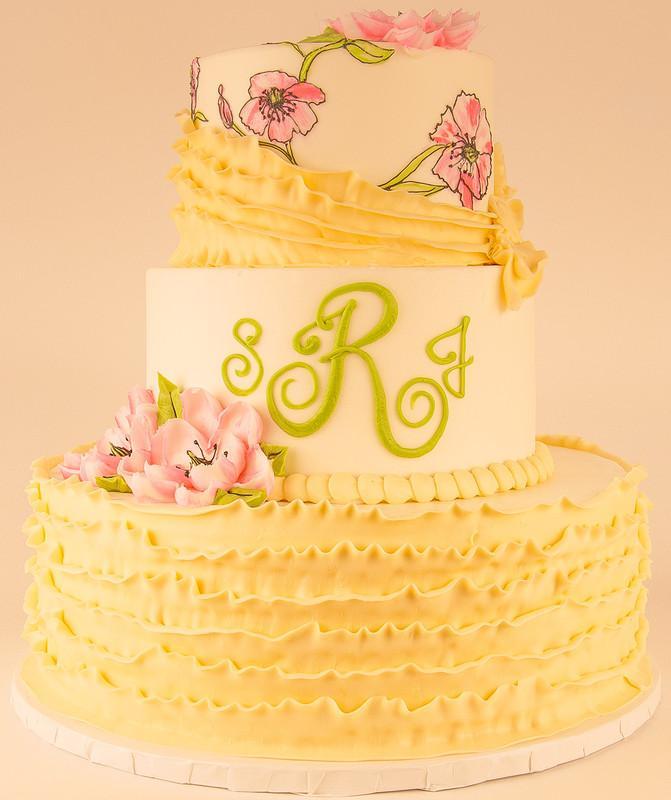 Merritt\'s Bakery, USA, Tulsa, Wedding Cake