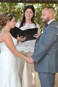 A Lovely Wedding officiant/minister photo