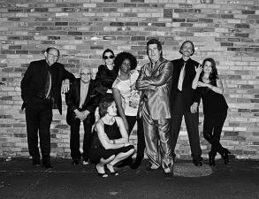 Mr. Big & the Rhythm Sisters photo