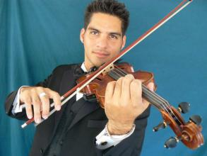 Steven Vance Violin/DJ Package photo