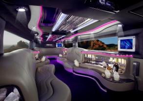 Backstage Limousine photo