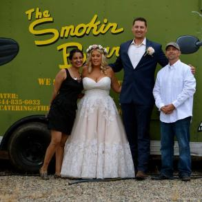 Catering The Smokin' Burrito Food Truck and Cater