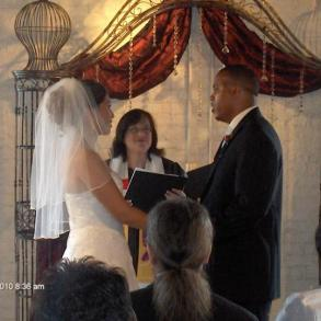 Officiant Lisa Shoemake, Arkansas Wedding Offician