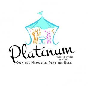 Event Rentals & Photobooths Platinum Party & Event Rentals