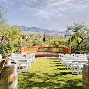 Rehearsal Dinner Location Tanque Verde Guest Ranch