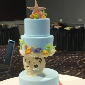 Wedding Cake Tiers of Joy