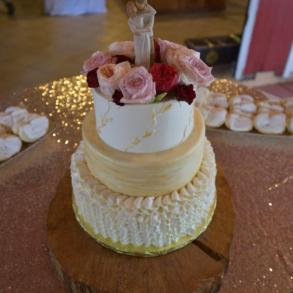 Wedding Cake Chrusciki Bakery
