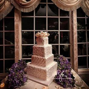 Wedding Cake La Bonne Boulangerie