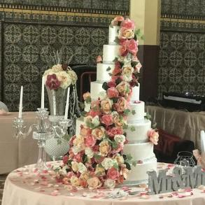 Wedding Cake Sweet Confections Cakes