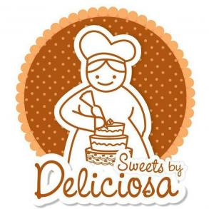 Wedding Cake Sweets by Deliciosa Cake Shop