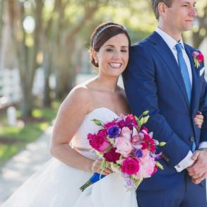 Flowers Pink Pelican Weddings - Floral and Event