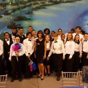 Catering Orlando Party Servers