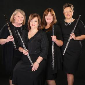 Grace Notes Flute Quartet