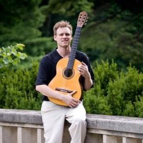 Ceremony Music Classical Guitarist Jeff Davis