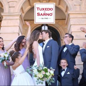 Tuxedos and Suits Tuxedo By Sarno