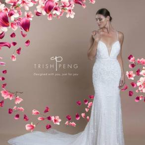 Dress & Attire Trish Peng Custom Bridal