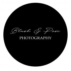 Photographers Blush and Pose Photography